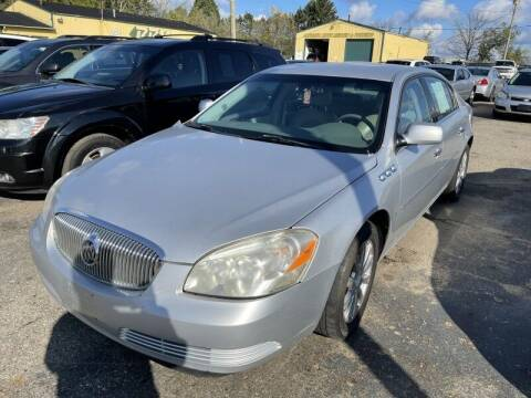 2009 Buick Lucerne for sale at RPM AUTO SALES in Lansing MI