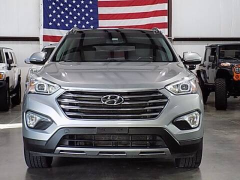 2015 Hyundai Santa Fe for sale at Texas Motor Sport in Houston TX