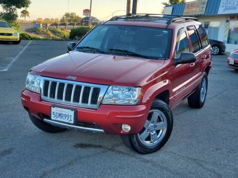 2004 Jeep Grand Cherokee for sale at Gold Coast Motors in Lemon Grove CA