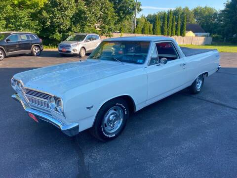 1965 Chevrolet El Camino for sale at Glen's Auto Sales in Fremont NH