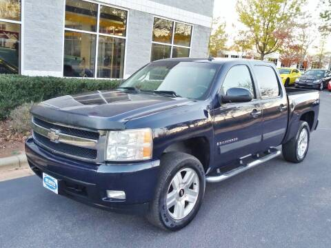2007 Chevrolet Silverado 1500 for sale at Weaver Motorsports Inc in Cary NC
