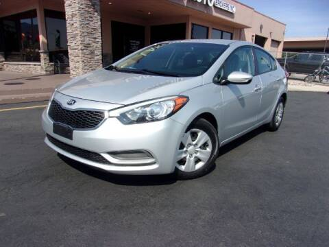 2016 Kia Forte for sale at Lakeside Auto Brokers in Colorado Springs CO