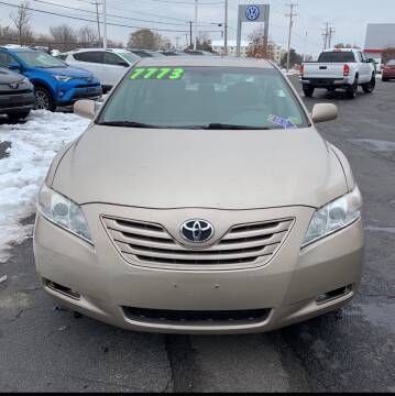 2009 Toyota Camry for sale at STARLITE AUTO SALES LLC in Amelia OH