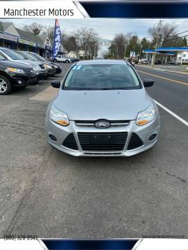 2012 Ford Focus for sale at Manchester Motors in Manchester CT