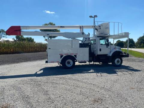 2007 International WorkStar 7300 for sale at MOES AUTO SALES in Spiceland IN
