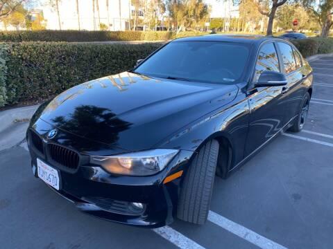 2015 BMW 3 Series for sale at Fiesta Motors in Winnetka CA