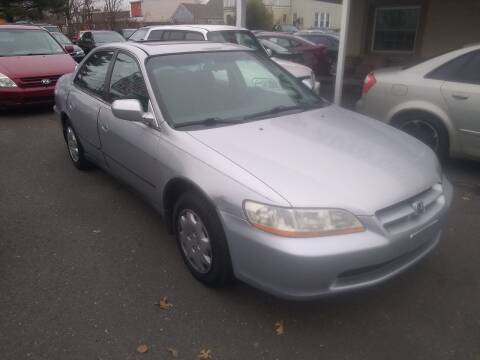 2000 Honda Accord for sale at Wilson Investments LLC in Ewing NJ