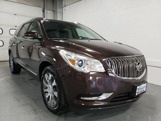2017 Buick Enclave for sale at Integrity Motors, Inc. in Fond Du Lac WI
