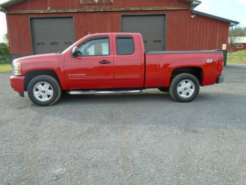 2010 Chevrolet Silverado 1500 for sale at Celtic Cycles in Voorheesville NY