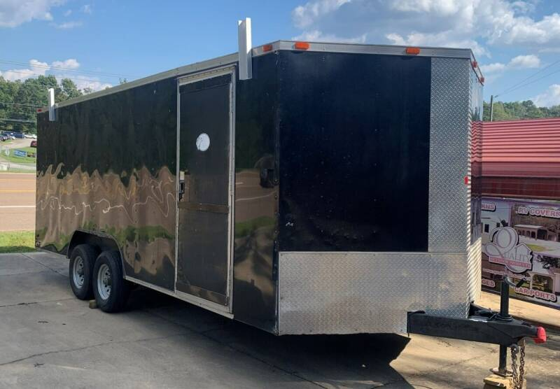 2014 Diamond Cargo 20 FT Enclosed Cargo for sale at Crawley Motor Co in Parsons TN