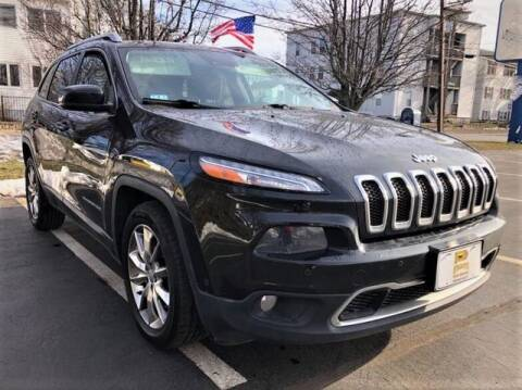 2014 Jeep Cherokee for sale at Ataboys Auto Sales in Manchester NH