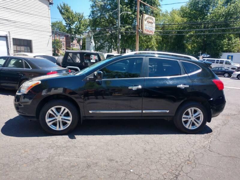 2012 Nissan Rogue for sale at HARTFORD MOTOR CAR in Hartford CT