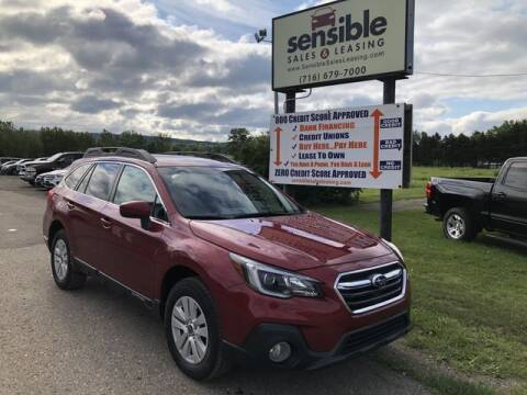 2018 Subaru Outback for sale at Sensible Sales & Leasing in Fredonia NY