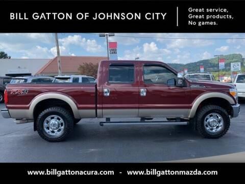 2012 Ford F-250 Super Duty for sale at Bill Gatton Used Cars - BILL GATTON ACURA MAZDA in Johnson City TN