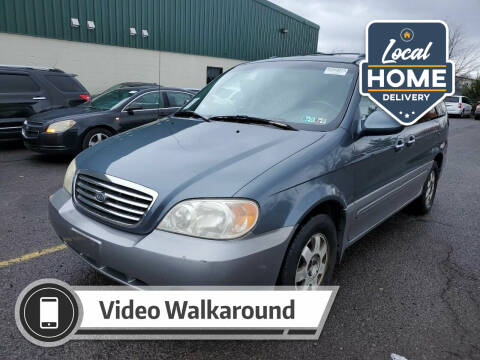 2002 Kia Sedona for sale at Penn American Motors LLC in Allentown PA