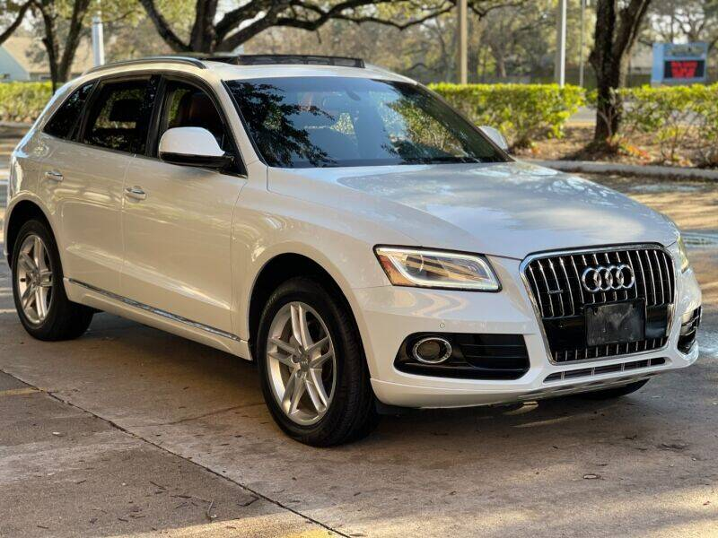 2015 Audi Q5 for sale at AWESOME CARS LLC in Austin TX