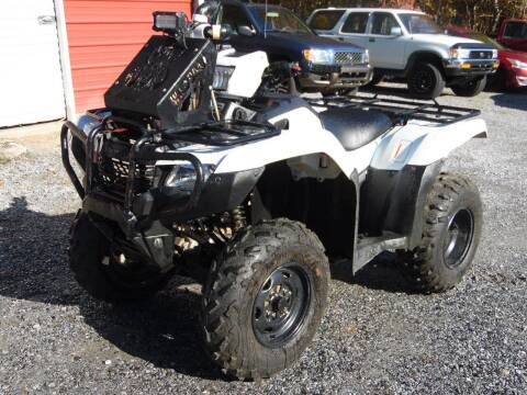 2017 Honda TRX500 Foreman 4X4 for sale at Williams Auto & Truck Sales in Cherryville NC