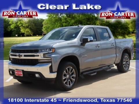 2020 Chevrolet Silverado 1500 for sale at Ron Carter  Clear Lake Used Cars in Houston TX