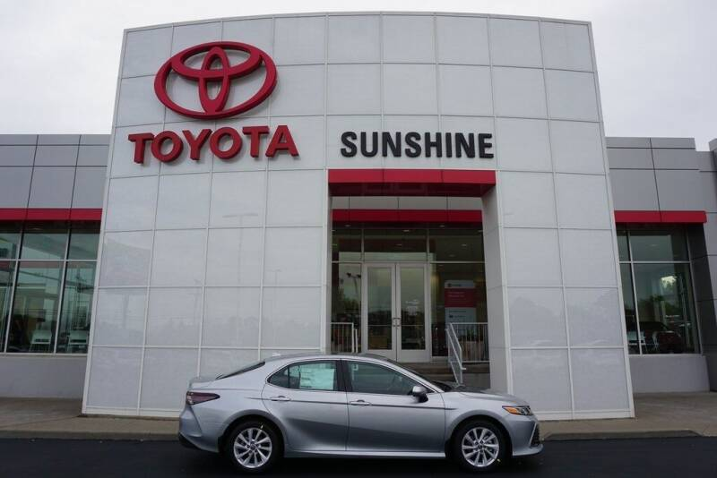2022 Toyota Camry for sale in Springfield, MI