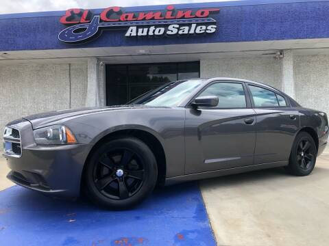 2013 Dodge Charger for sale at El Camino Auto Sales in Gainesville GA