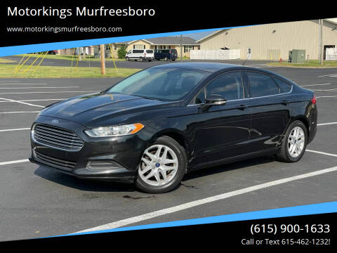 2014 Ford Fusion for sale at Motorkings Murfreesboro in Murfreesboro TN