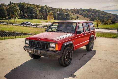 1994 Jeep Cherokee for sale at CarUnder10k in Dayton TN