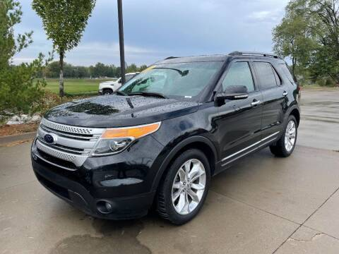 2014 Ford Explorer for sale at Azteca Auto Sales LLC in Des Moines IA