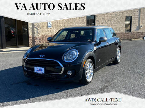 2017 MINI Clubman for sale at Va Auto Sales in Harrisonburg VA