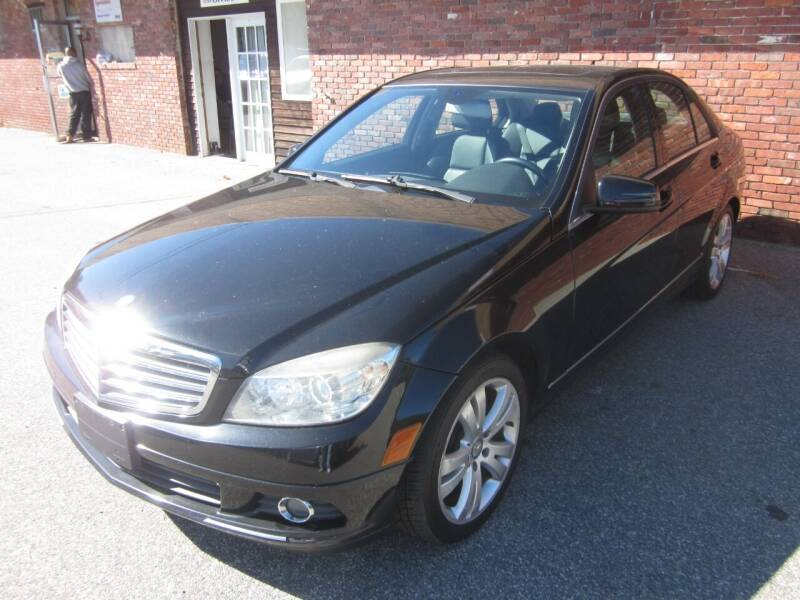 2010 Mercedes-Benz C-Class for sale at Tewksbury Used Cars in Tewksbury MA
