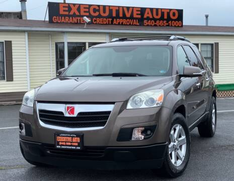 2007 Saturn Outlook for sale at Executive Auto in Winchester VA