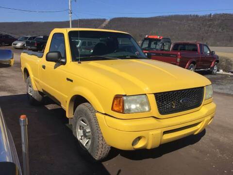2002 Ford Ranger for sale at Troys Auto Sales in Dornsife PA