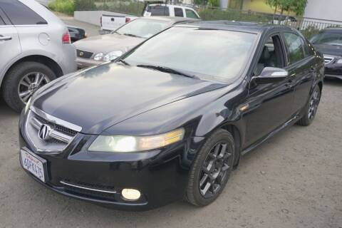 2008 Acura TL for sale at Sports Plus Motor Group LLC in Sunnyvale CA