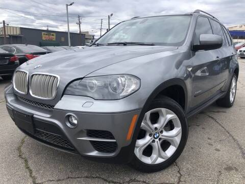 2013 BMW X5 for sale at el camino auto sales in Gainesville GA