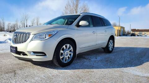 2014 Buick Enclave for sale at Sinner Auto in Waubay SD