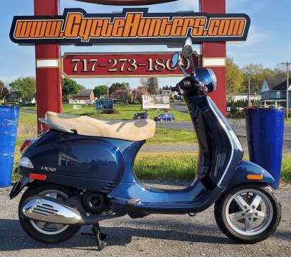 2009 Vespa LX 50 for sale at Haldeman Auto in Lebanon PA