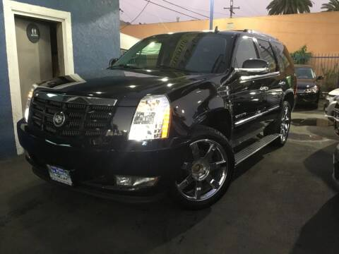 2011 Cadillac Escalade for sale at LA PLAYITA AUTO SALES INC in South Gate CA