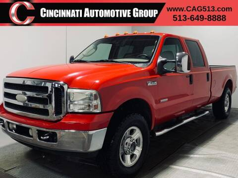 2007 Ford F-250 Super Duty for sale at Cincinnati Automotive Group in Lebanon OH