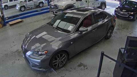 2015 Lexus IS 350 for sale at Smart Chevrolet in Madison NC