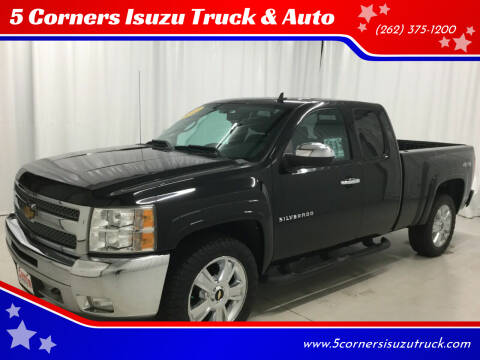 2012 Chevrolet Silverado 1500 for sale at 5 Corners Isuzu Truck & Auto in Cedarburg WI