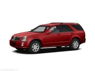 2008 Cadillac SRX for sale at PATRIOT CHRYSLER DODGE JEEP RAM in Oakland MD