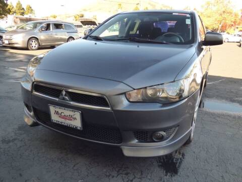 2011 Mitsubishi Lancer Sportback for sale at McCarthy Wholesale in San Luis Obispo CA