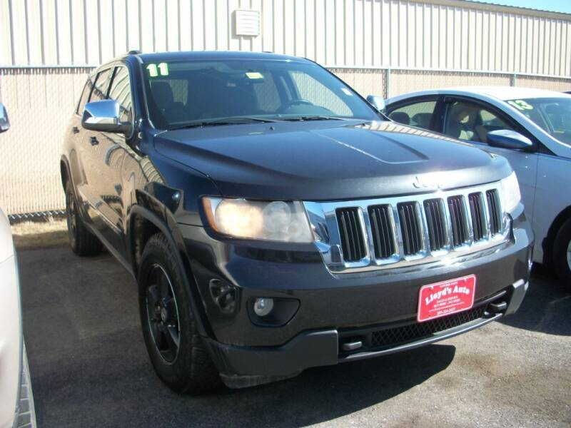 2011 Jeep Grand Cherokee for sale at Lloyds Auto Sales & SVC in Sanford ME
