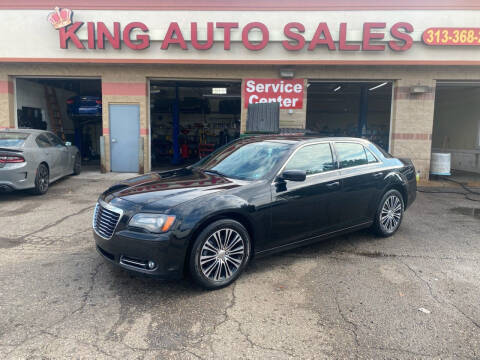 2014 Chrysler 300 for sale at KING AUTO SALES  II in Detroit MI
