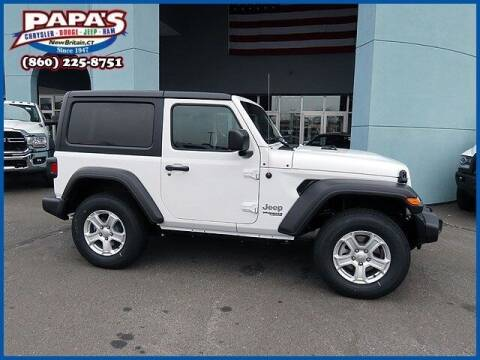 2021 Jeep Wrangler for sale at Papas Chrysler Dodge Jeep Ram in New Britain CT