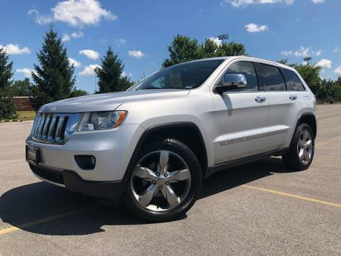 2011 Jeep Grand Cherokee for sale at Car Stars in Elmhurst IL