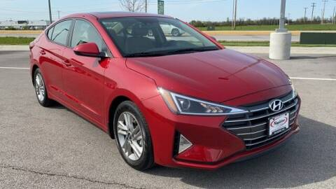 2020 Hyundai Elantra for sale at Napleton Autowerks in Springfield MO