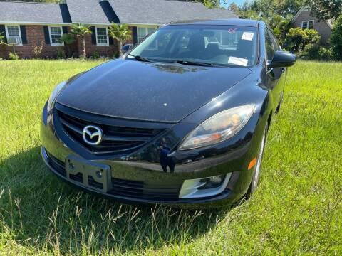 2012 Mazda MAZDA6 for sale at County Line Car Sales Inc. in Delco NC