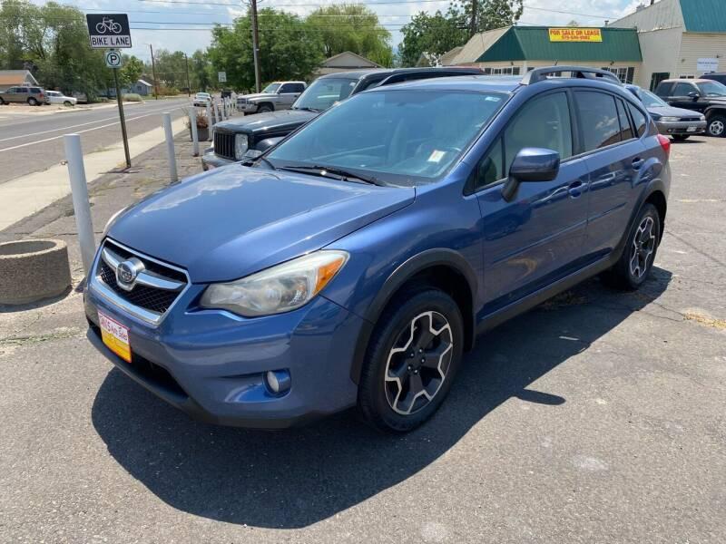 2013 Subaru XV Crosstrek for sale at Dan's Auto Sales in Grand Junction CO