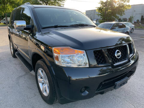 2012 Nissan Armada for sale at PRESTIGE AUTOPLEX LLC in Austin TX