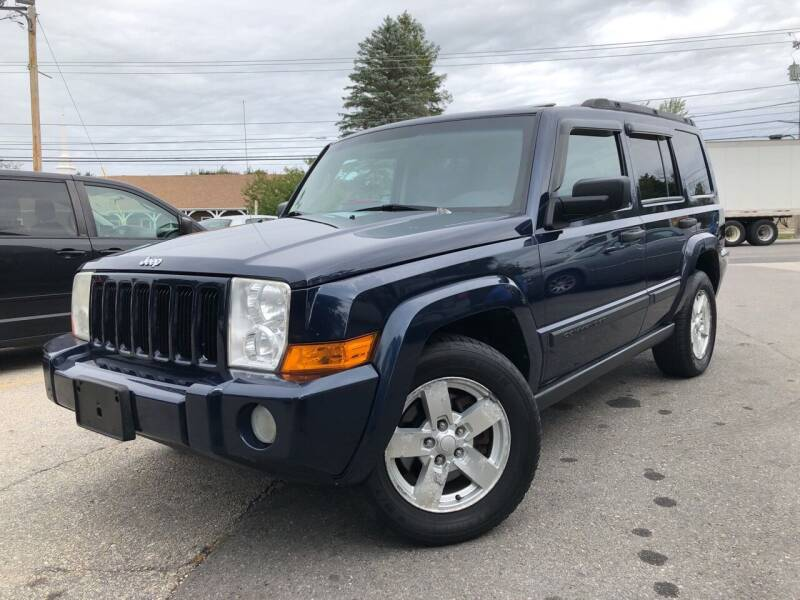 2006 Jeep Commander for sale at J's Auto Exchange in Derry NH